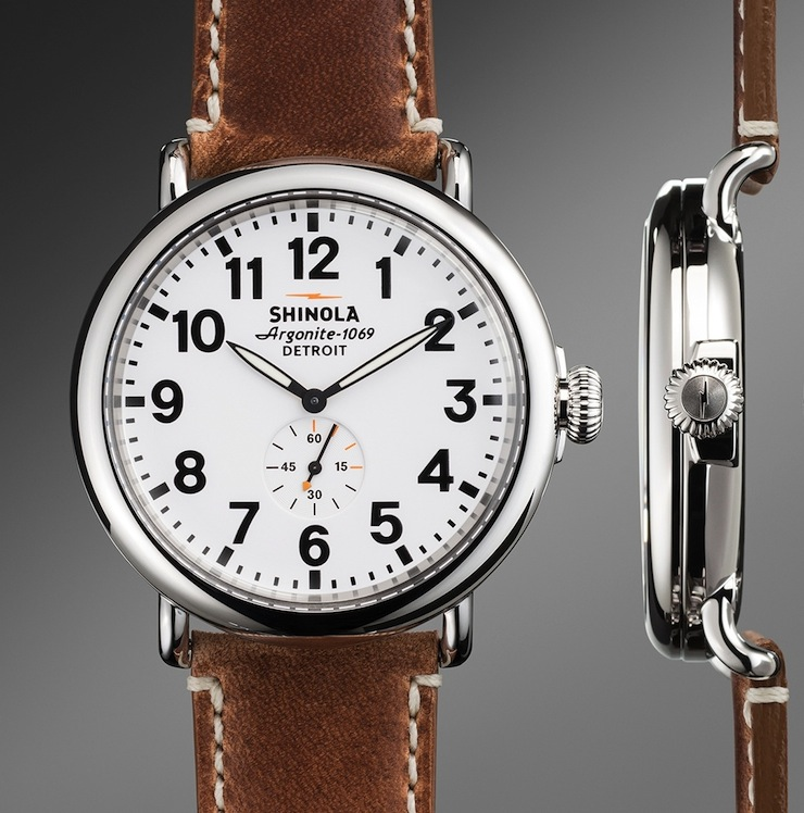 shinola runwell