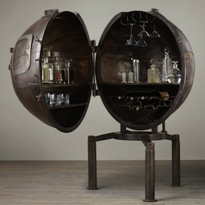 1920S GERMAN LIGHT BULB TESTER BAR - German Bar Sphere