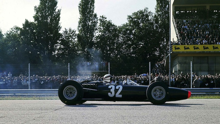 1965 BRM P261 Formula One 1965 BRM P261 Formula One Car