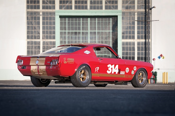1966 Shelby GT350H Race Car 1