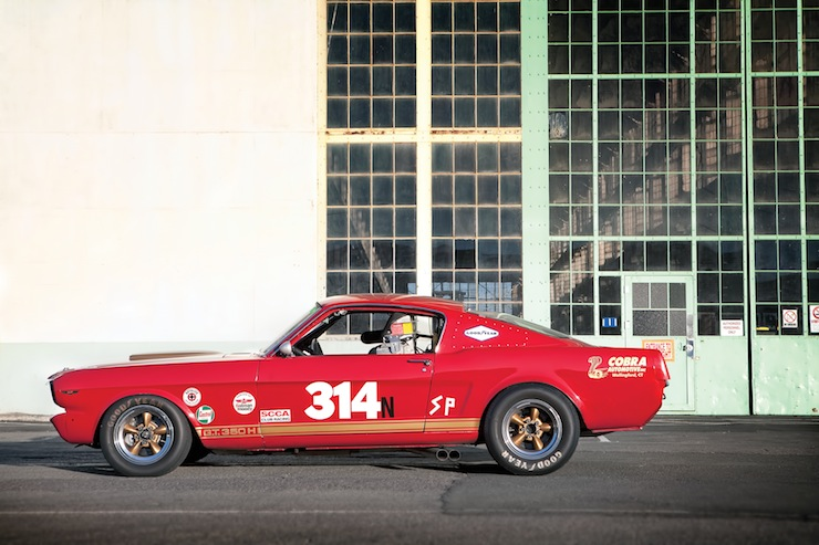 1966 Shelby GT350H Race Car 4 1966 Shelby GT350H Race Car