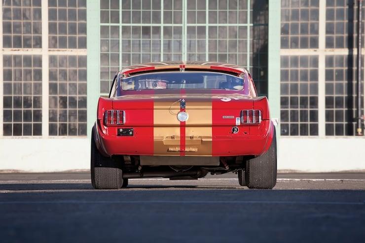 1966 Shelby GT350H Race Car 9