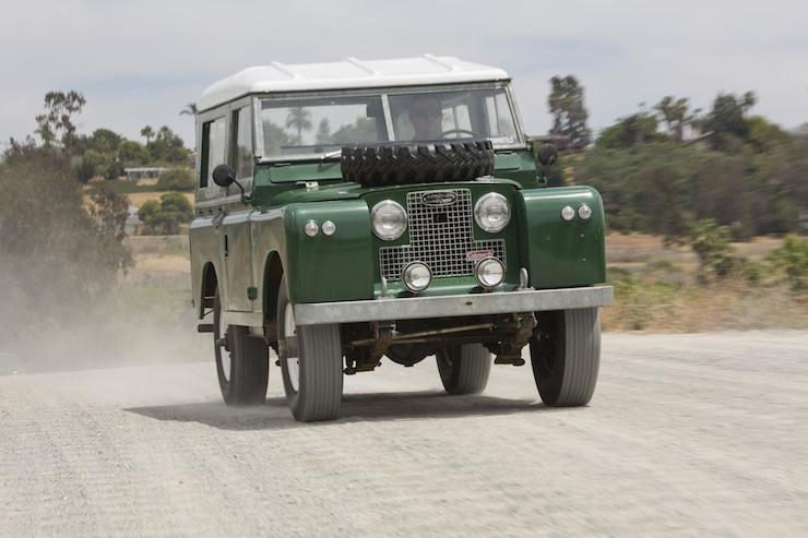 1969 Land Rover IIA Hardtop 2.25 5 1969 Land Rover IIA Hardtop 2.25