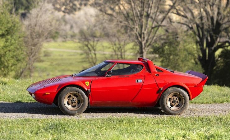 1972 Lancia Stratos Stradale 1