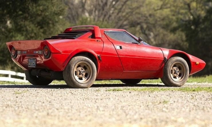 1972 Lancia Stratos Stradale 2 Bard Find: 1972 Lancia Stratos Stradale
