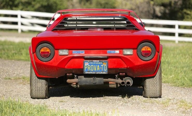 1972 Lancia Stratos Stradale 5 Bard Find: 1972 Lancia Stratos Stradale