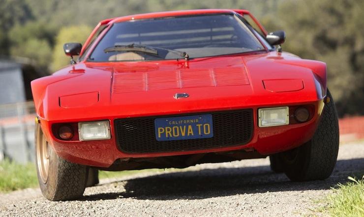 1972 Lancia Stratos Stradale 6