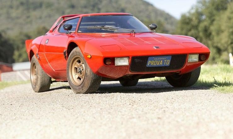 1972 Lancia Stratos Stradale Bard Find: 1972 Lancia Stratos Stradale