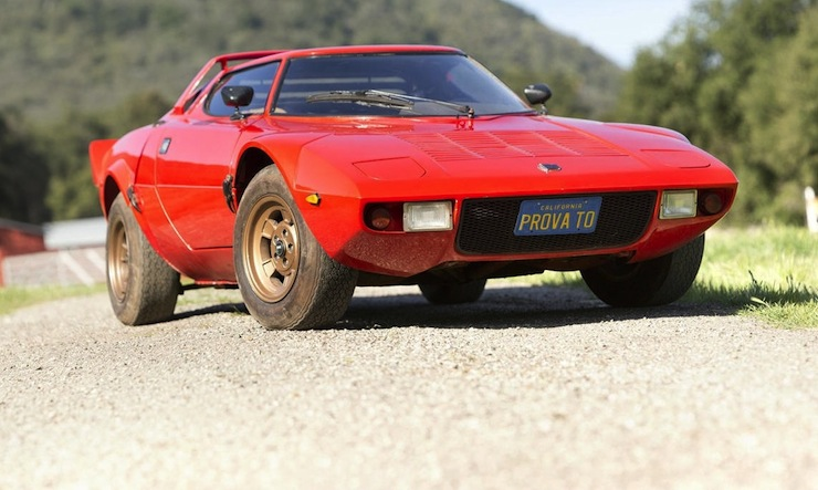 1972 Lancia Stratos Stradale