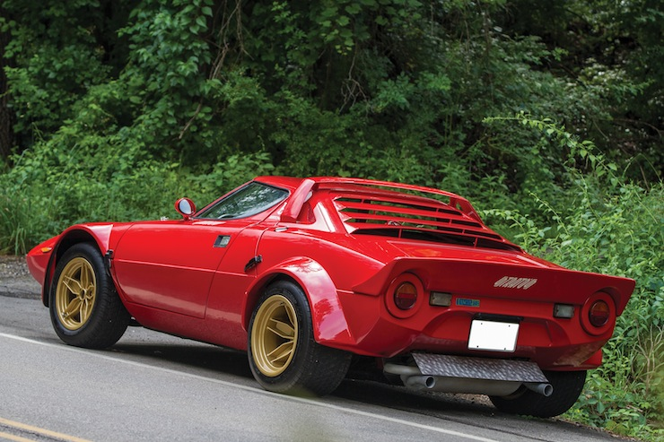 1975 Lancia Stratos HF Stradale by Bertone 1