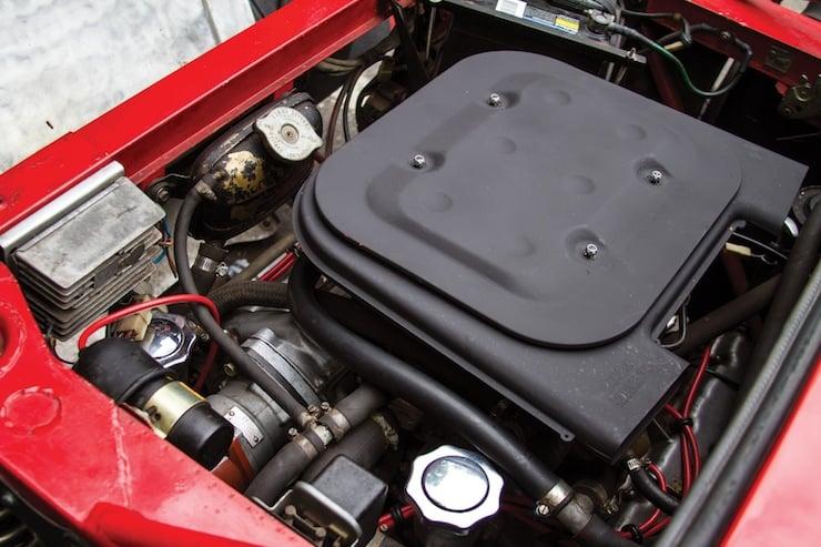 1975 Lancia Stratos HF Stradale by Bertone 2