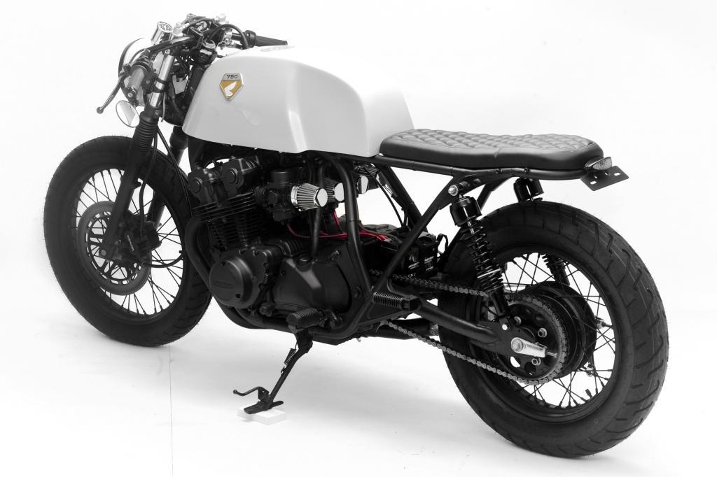 1981 Honda CB750 1