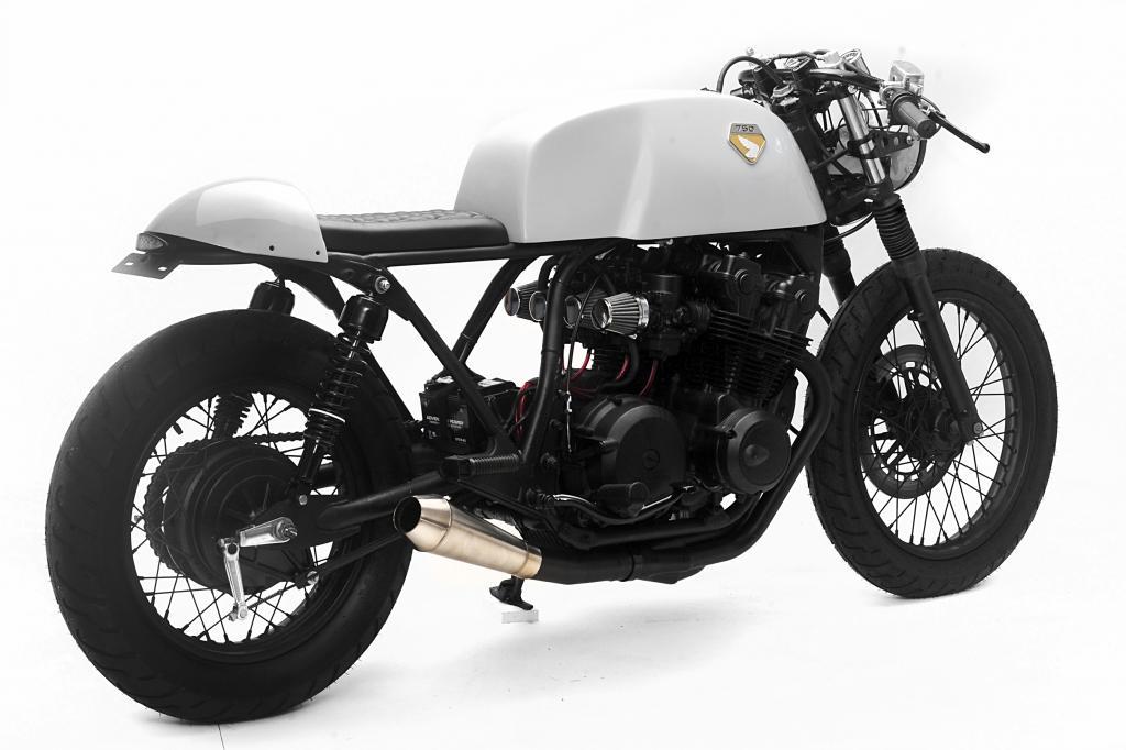 1981 Honda CB750 3