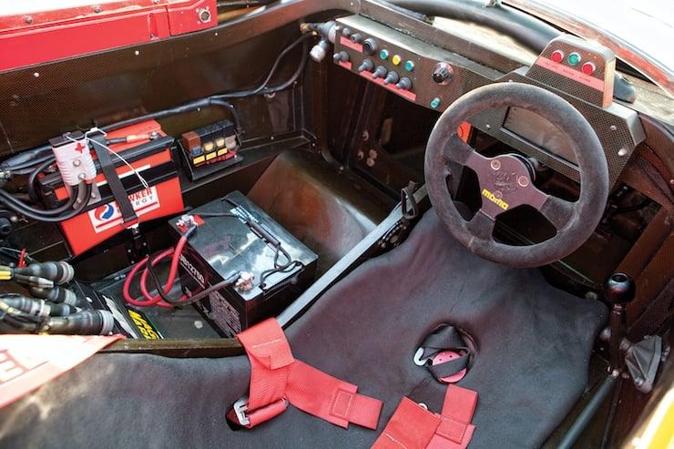1996 Ferrari 333 SP Evoluzione 1