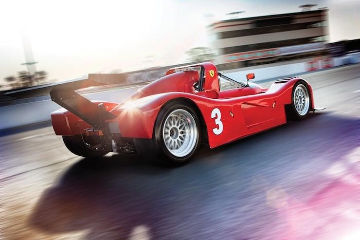 1996 Ferrari 333 SP Evoluzione 2