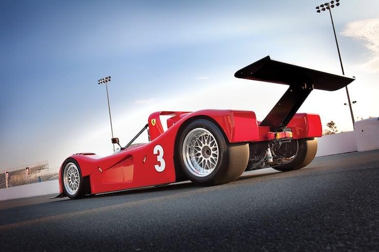 1996 Ferrari 333 SP Evoluzione 3