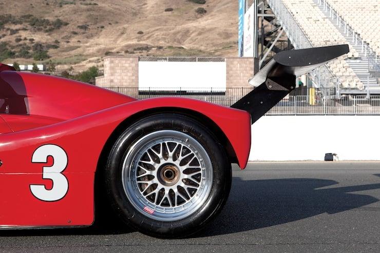 1996 Ferrari 333 SP Evoluzione 6
