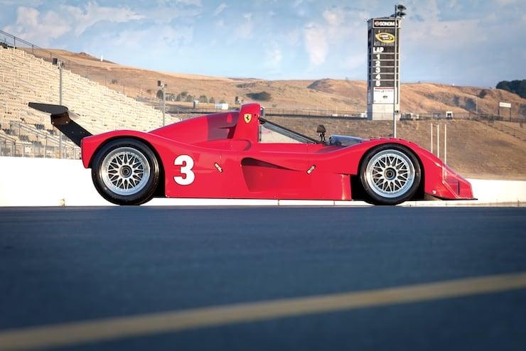 1996 Ferrari 333 SP Evoluzione 7