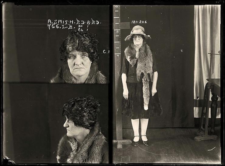 Alma Henrietta Agnes Smith