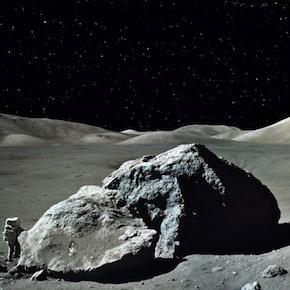 Apollo 17 Wallpaper