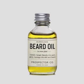 BURROUGHS-BEARD-OIL