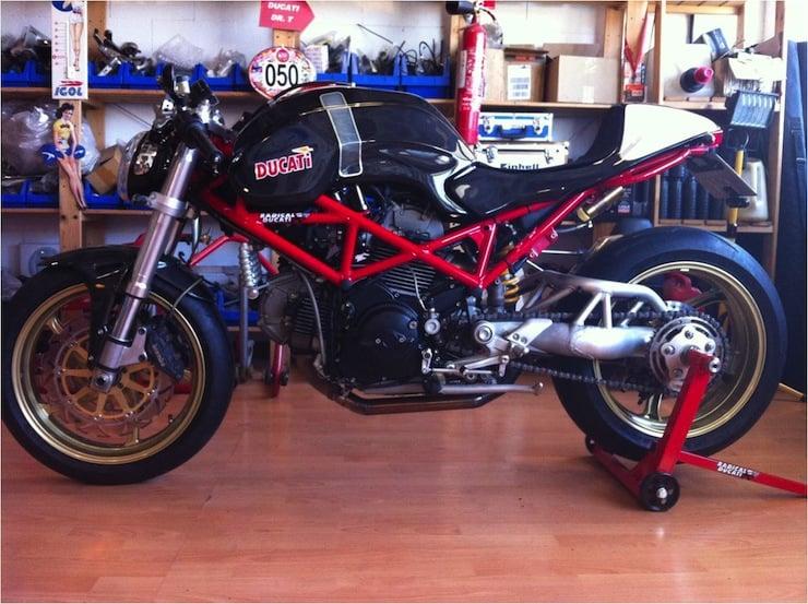 Ducati Manx Kit Rad Ducati