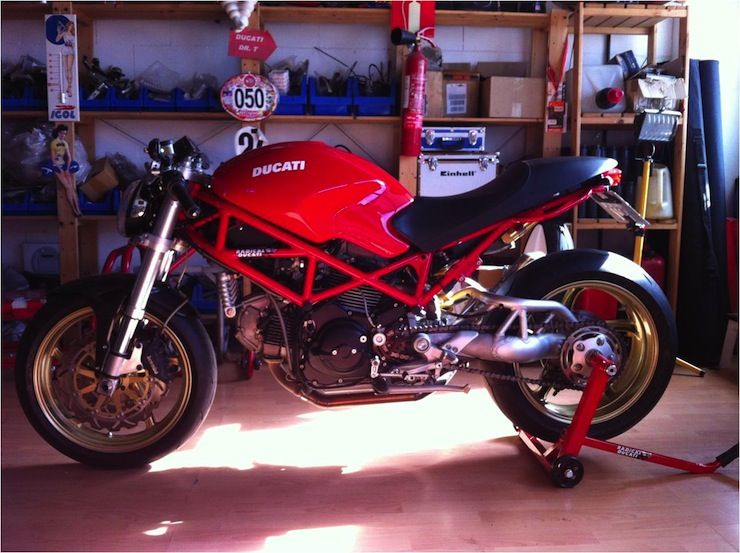 Ducati Manx Kit By Rad Ducati