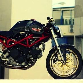 Ducati Manx by Rad Ducati 1