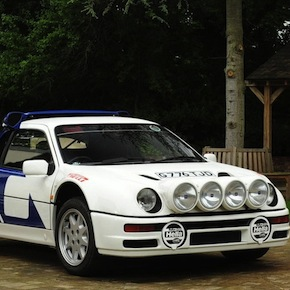Ford RS200 front1 - Ford RS200 Coupé