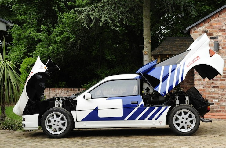 Ford RS200 open