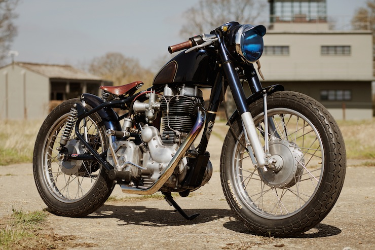 Fox by Old Empire Motorcycles 10 Bullet 500 Fox by Old Empire Motorcycles