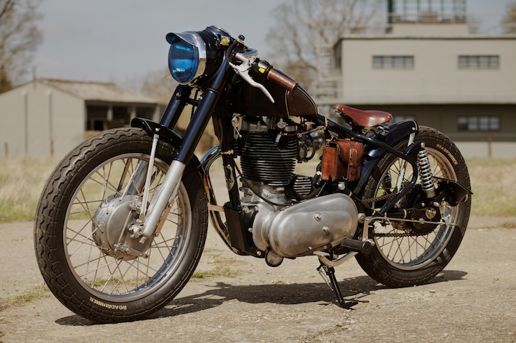 Fox by Old Empire Motorcycles 12