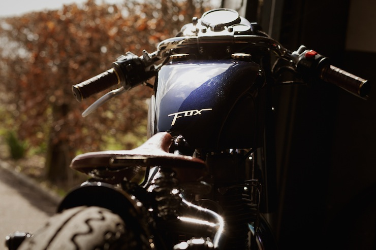 "Bullet 500 ""Fox"" by Old Empire Motorcycles"