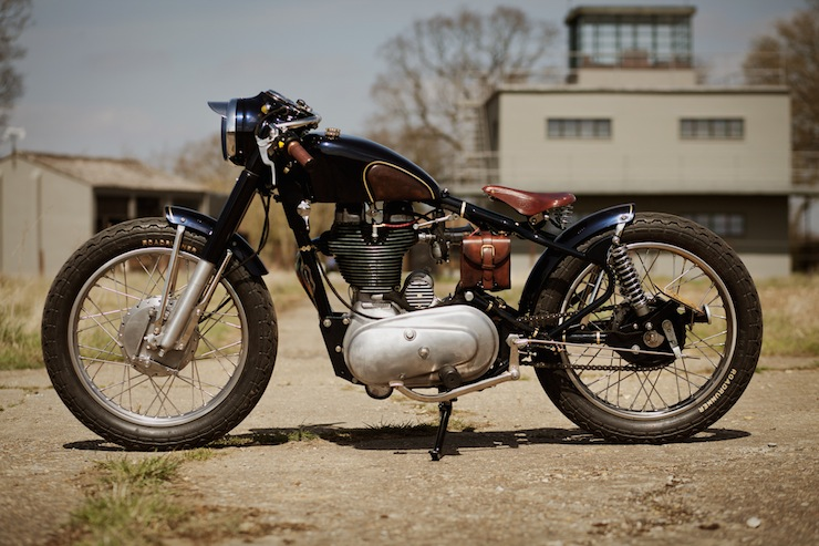 Fox by Old Empire Motorcycles 5 Bullet 500 Fox by Old Empire Motorcycles