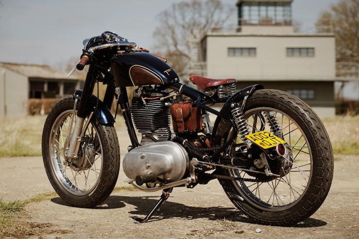 Fox by Old Empire Motorcycles 6 Bullet 500 Fox by Old Empire Motorcycles
