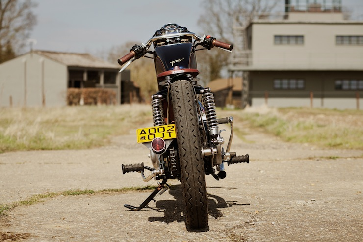 Fox by Old Empire Motorcycles 7