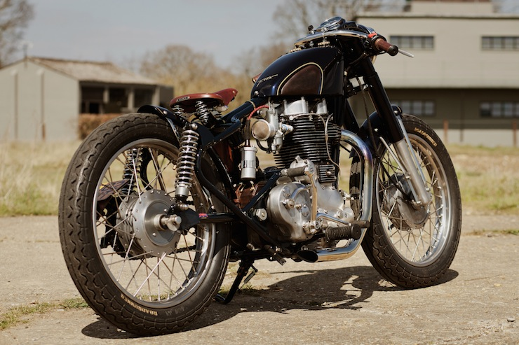 Fox by Old Empire Motorcycles 8 Bullet 500 Fox by Old Empire Motorcycles