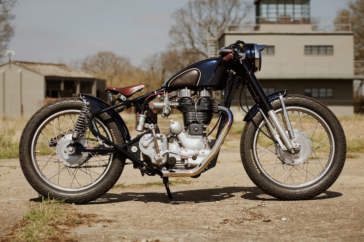 Fox by Old Empire Motorcycles 9 Bullet 500 Fox by Old Empire Motorcycles