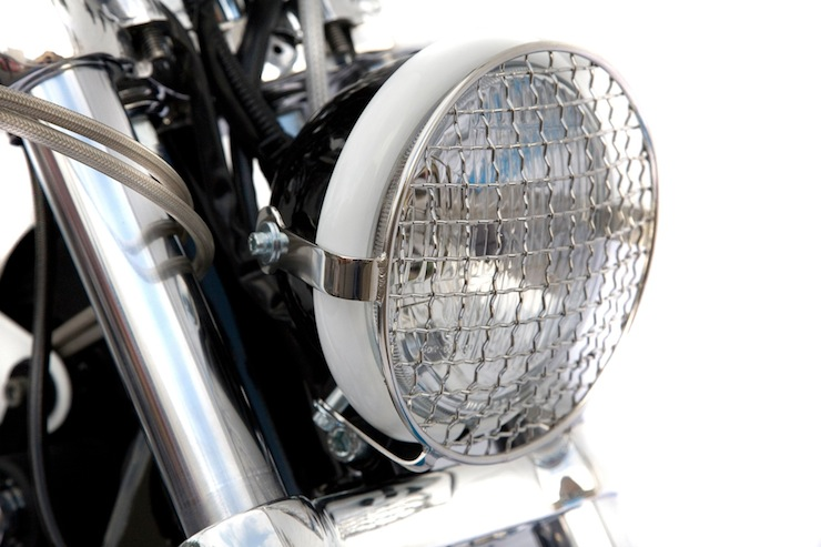 Harley Davidson Sportster 1 Harley Sportster by Deus Ex Machina