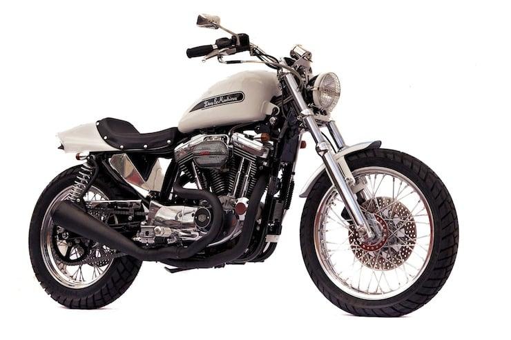 Harley-Davidson Sportster 2