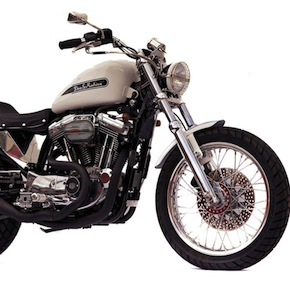 Harley Davidson Sportster 21 - Harley Sportster by Deus Ex Machina