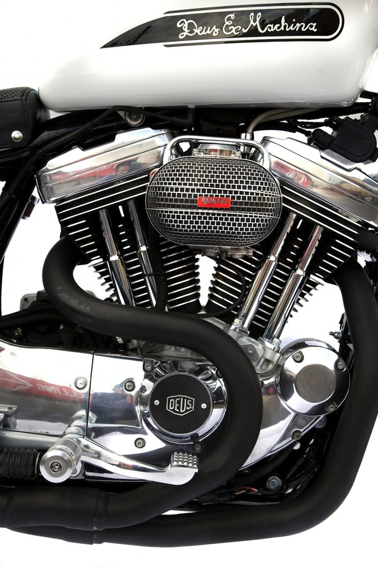 Harley-Davidson Sportster 4