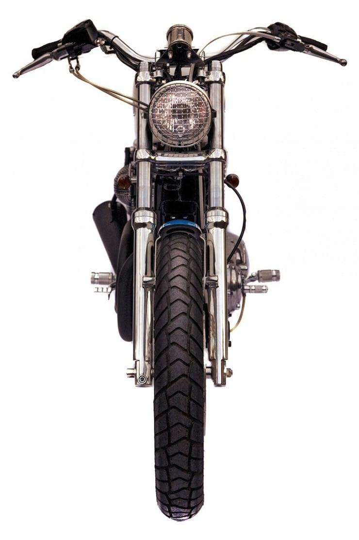 Harley Davidson Sportster Harley Sportster by Deus Ex Machina