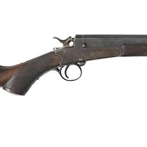 Holland Holland .380 Hammer Rook Rifle1