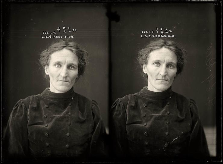 Leslie Selina Gertrude Rees