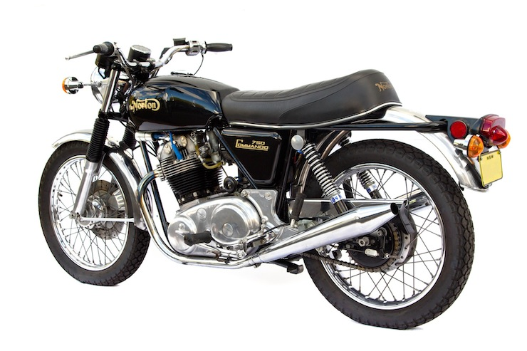 Norton Commando 750 1