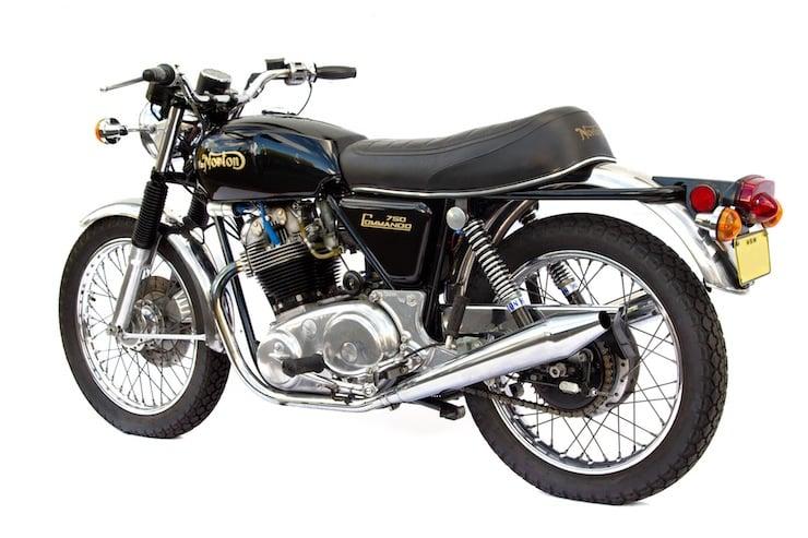 Norton Commando 750 11 Norton Commando 750