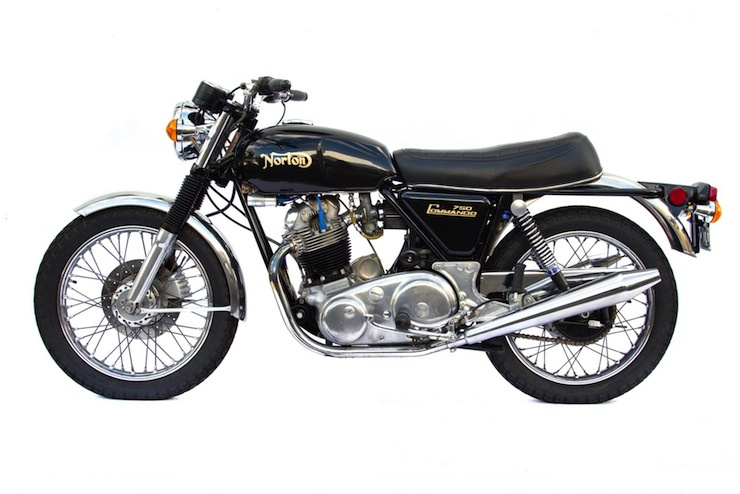 Norton Commando 750 2