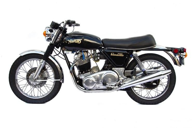 Norton Commando 750 21 Norton Commando 750