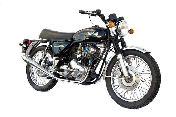 Norton Commando 750 31 Norton Commando 750